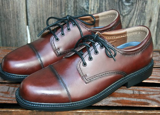 Petaluma Supply Co. - Classic Mens Shoes