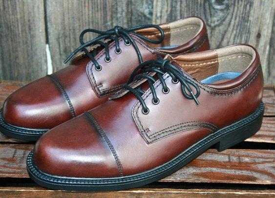 Petaluma Supply Co. - Classic Mens Shoes