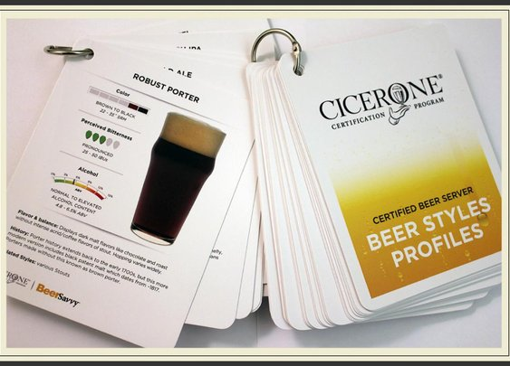 Beer Style Flash Cards | Cicerone Certification Program