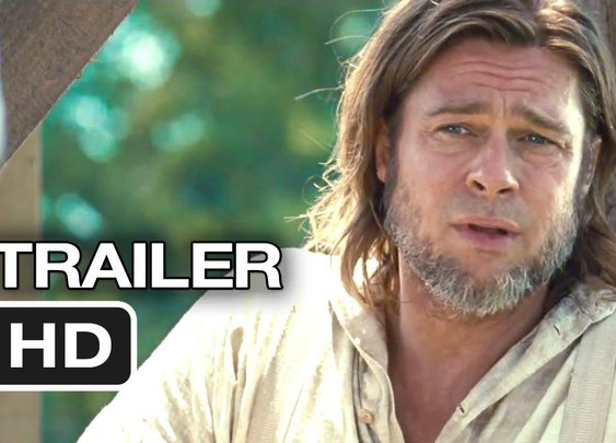 12 Years A Slave TRAILER 1 (2013)