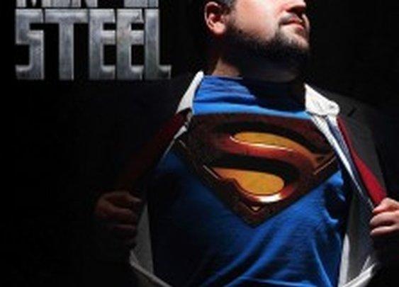 men of steel | Open Arms
