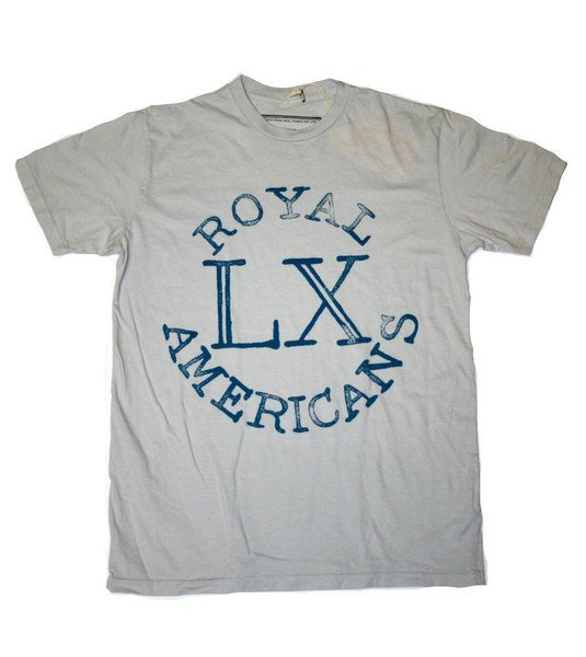Petaluma Supply Co. - Declaration - Royal Americans Tee