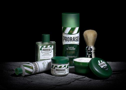 Proraso | Coming Soon
