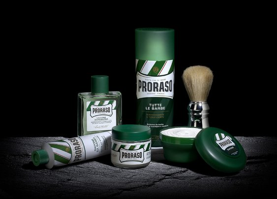 Proraso | Coming Soon