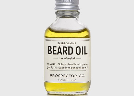 Prospector Co. | Burroughs Beard Oil