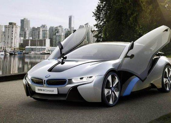 2014 New BMW i8 Electric Car Plug-in Hybrid Frankfurt debut, Specs, Price, Release | NSTAutomotive