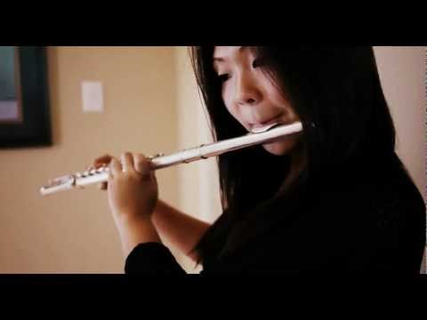 Three Beats for Beatbox Flute Movement I by Greg Pattillo.  Performed by Jeemini Lee