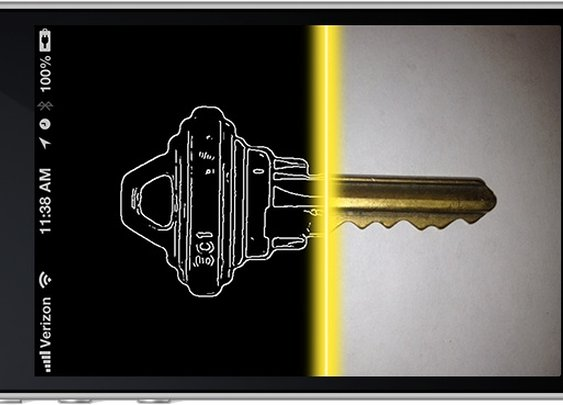 Photograph Your House Key With This App, Then Print A Copy Anywhere | Popular Science