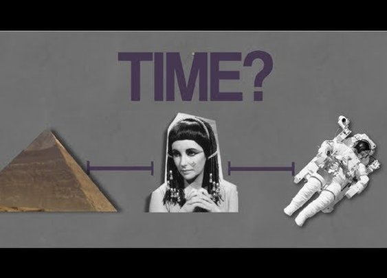Proof That You Have Absolutely No Concept Of Time - YouTube
