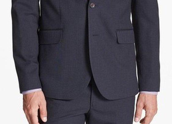 Multi Fabric Blazer