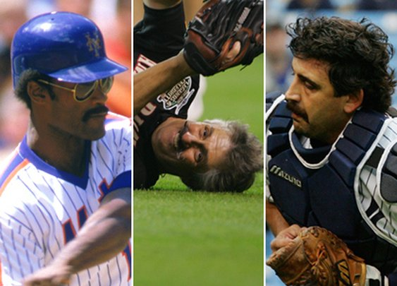 Top 10 Mustaches In Baseball History
