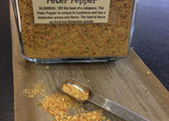 Papa Jeabert's Peter Pepper Powder | Red Stick Spice Company