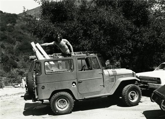 Harrison Ford, The Farm, Los Angeles, CA 1969   Morrison Hotel Gallery