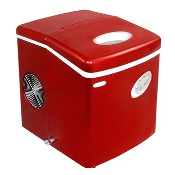 Portable Ice Maker Red | NewAir | Fab.com