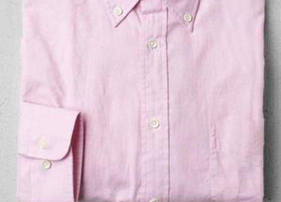 Kick-Ass Oxford Regular Fit Shirt
