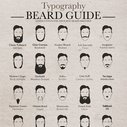 Typography Vs Beards