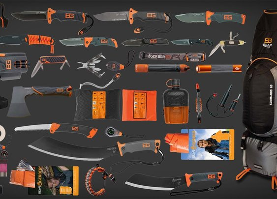 Gerber Bear Grylls Ultimate Pack | Uncrate