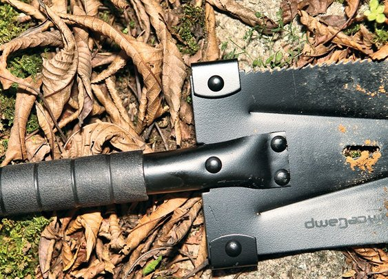 AceCamp Multi-Tool Shovel | The Coolector