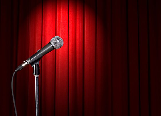 The Friday 5: Top 5 Comedians Alive Today : 101 or Less