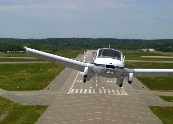 Terrafugia Flying Car Successful Public Flight Test | NSTAutomotive