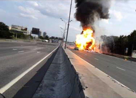 Watch this truck explode an astounding 39 times