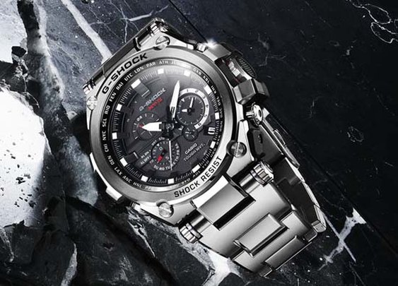 """Casio G-Shock Debuts New """"MT-G Metal Twisted"""" Collection"""
