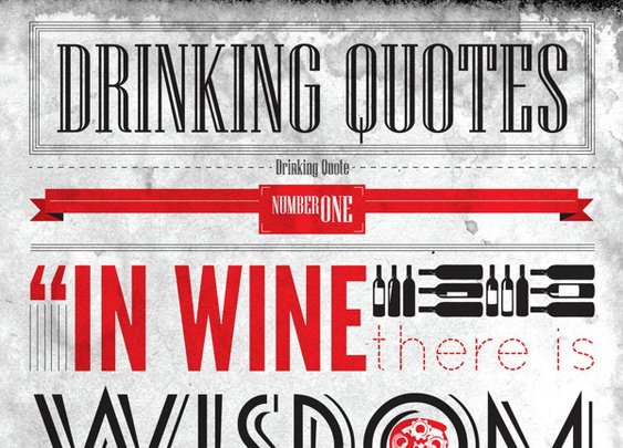 Drinking Quotes Prints   The Coolector