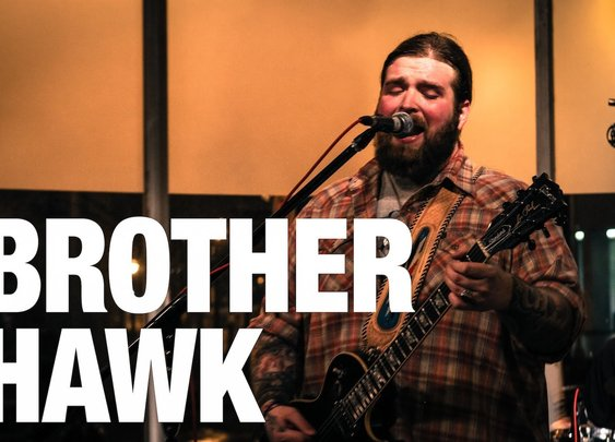 "Brother Hawk ""Haywood Heartache"" 