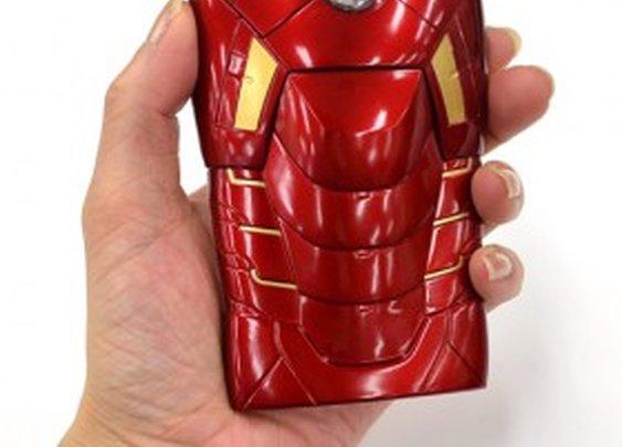 Iron Man Armour - iPhone 5 Case