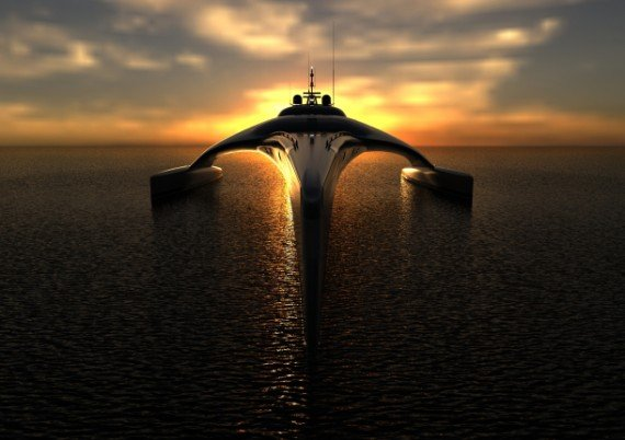Adastra Is A Superyacht Fit For A Billionaire Pirate