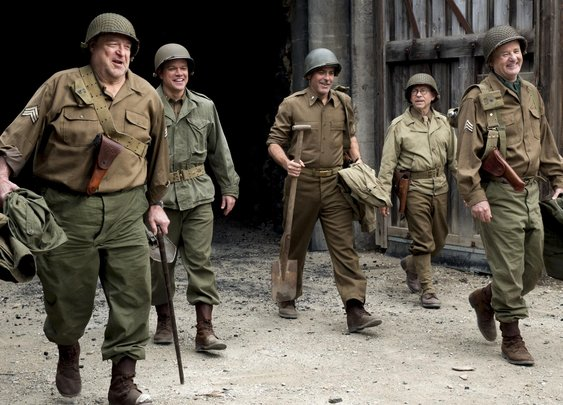 The Monuments Men   The Coolector