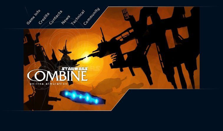 Star Wars Combine - Free Online Role-Playing Simulation Game