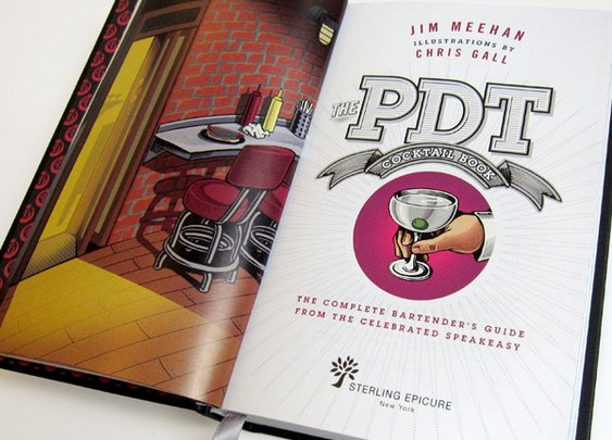 PDT Cocktail Book | The Coolector