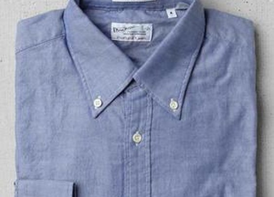 Kick-Ass Oxford Regular Fit Shirt