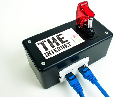 MAKE |   Internet Kill Switch