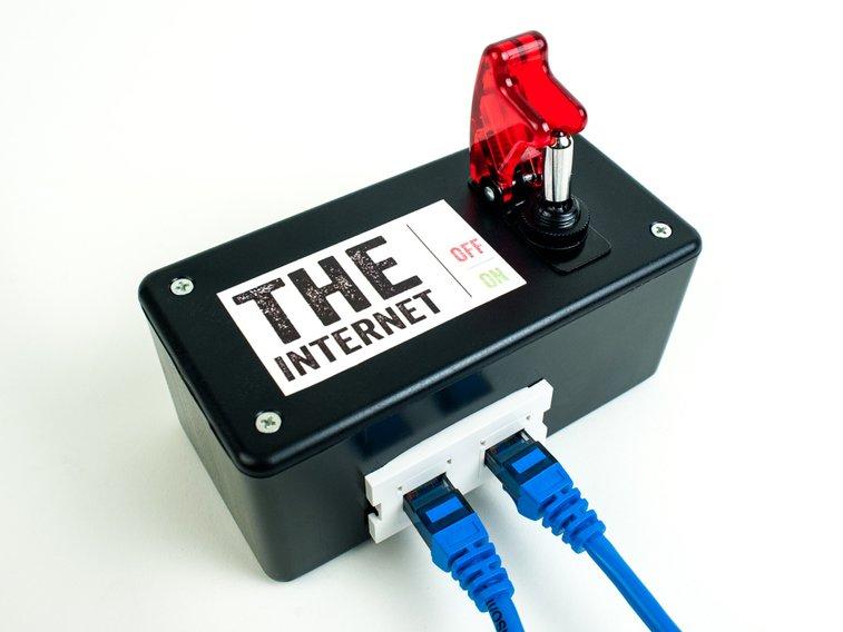 MAKE |   Internet Kill Switch