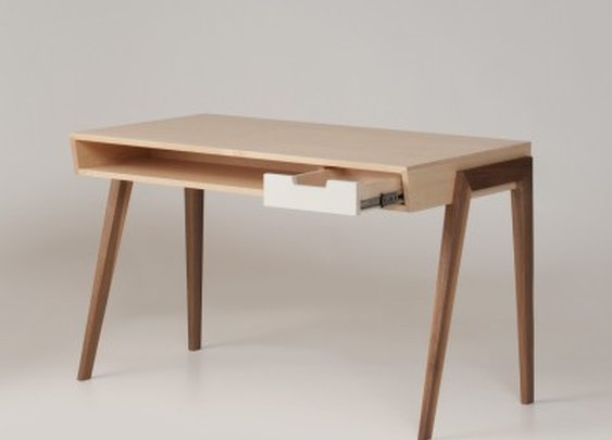 Wedgwood Maple & Walnut Desk | Schoolhouse Electric & Supply Co.