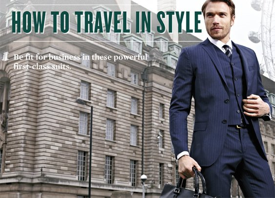 How to Travel in Style « Sharp - Canada's Magazine for Men Sharp – Canada's Magazine for Men