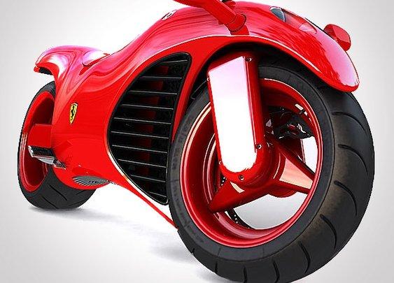 Ferrari V4 Concept