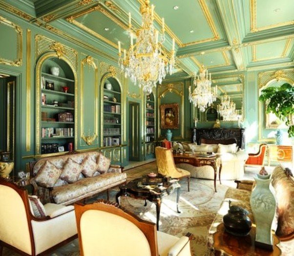 French Living Room Design Ideas, French Country Decorating ...