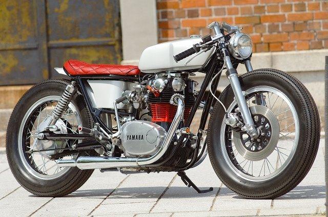 Yamaha xs650 cafe racer | Gentlemint