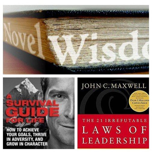 Novel Wisdom: Grylls & Maxwell   gtylermills