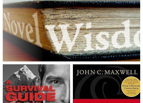 Novel Wisdom: Grylls & Maxwell | gtylermills