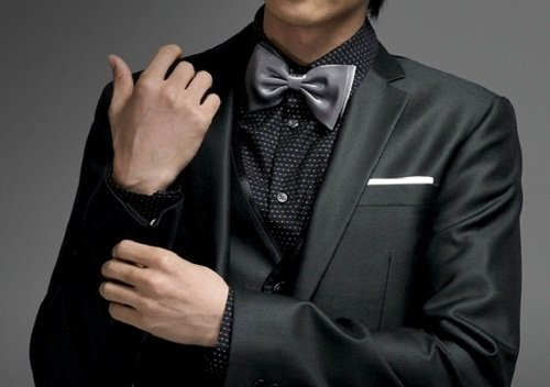 Men's formal suiting