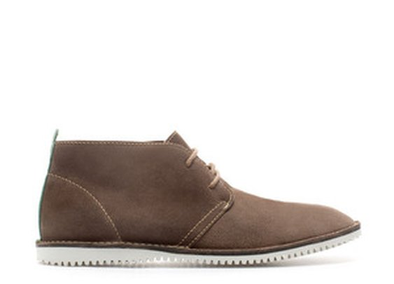 Soft Desert Boot