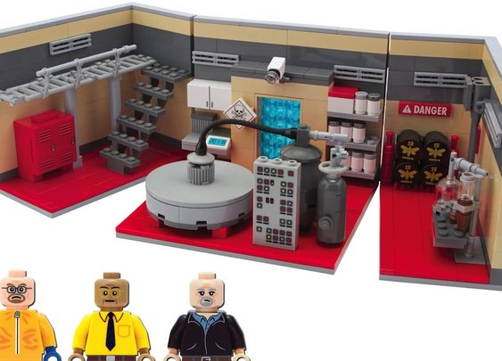 Breaking Bad LEGO Set | That Should Be Mine
