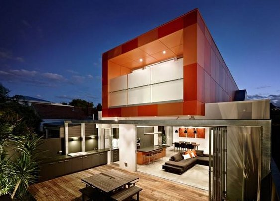 South Yarra house in Melbourne, Australia