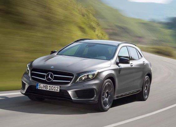 2015 Mercedes-Benz GLA-Class: First Look