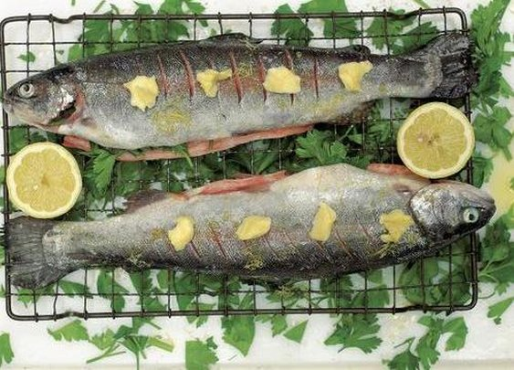How to Cook Trout Fillets | How to Trout Fish - How to Fly Fish