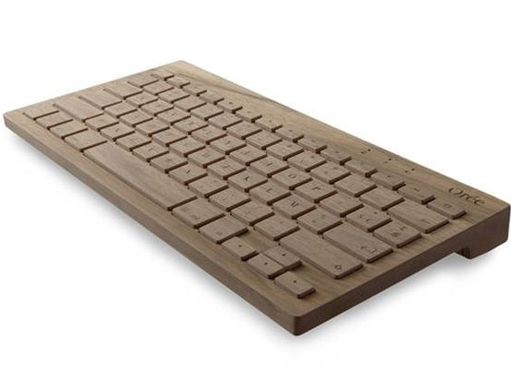 Superb Wooden Keyboards by Orée | Baxtton